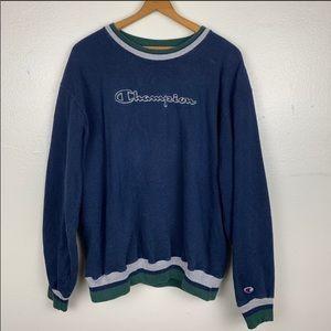 RARE Vintage Champion Crew Neck Pullover